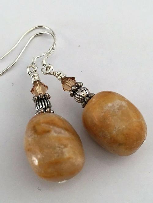 Sunstone Beads